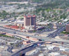 Palace Station Las Vegas - Tilt Shift Fakes (jontlaw) Tags: las vegas miniature fake shift tilt