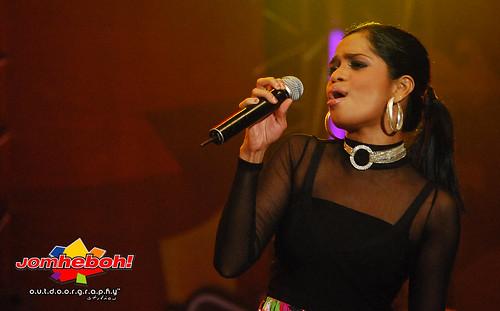 JomHeboh Concert : Jaclyn Victor #3