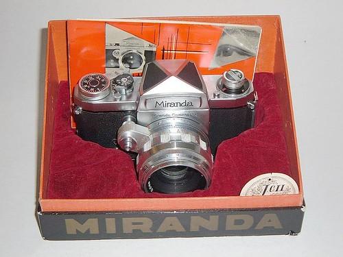 Miranda Model A