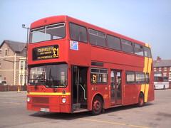 BYX280V-02 (Ian R. Simpson) Tags: archway southlondon metrobus londontransport londonbuses mcw redbus arrivalondon archwaytravel m280 byx280v