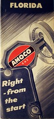 "Amoco Florida 1940 ""Right From The Start"" (Laurence's Pictures) Tags: road ohio red signs station promotion vintage way advertising marketing am highway motorway ultimate map maps 1940 indiana gas gasstation company american oil service crown british pan 1970 petrol gasoline bp standard refinery attendant premium 1950 memorabilia 1920 servicestation 1930 amoco 1960 petroleum redcrown blotter sohio refining roadways motorways standardoil attendent motoe petroliana rightfromthestart"