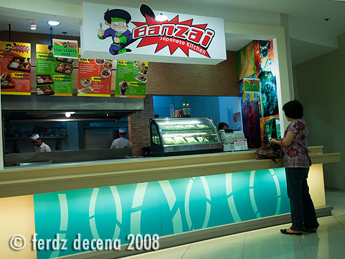Banzai Food Outlet at Cash and Carry Mall Makati