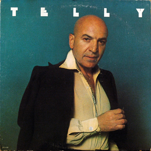 Telly Savalas Sings