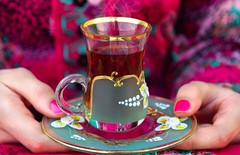 (@ifatma.) Tags: pink red happy photographer tea eid mbarak 3eedkom alwaysbecool