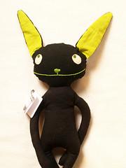 vampiro-3500HUF (NYLGYR) Tags: bunny doll conejo vampiro muneca nyuszi nyl nylgyr