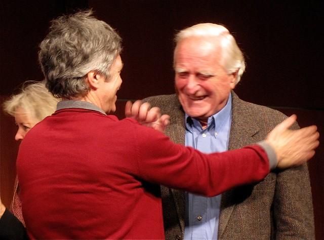 Alan Kay and Doug Engelbart