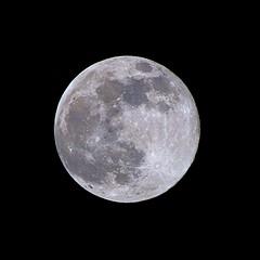 Lune à son périgée