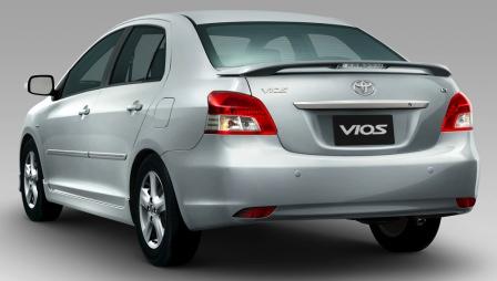 Toyota Vios Baru Lebih Stylish Citarasa Global!