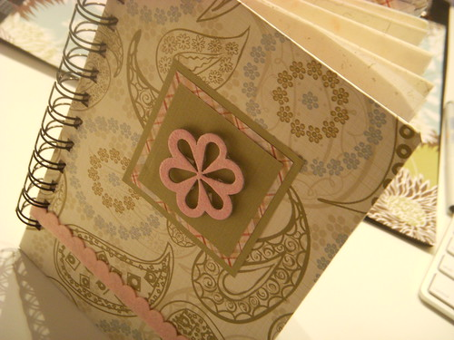 Natural Paper Page Journal