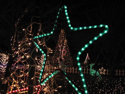 宮ヶ瀬 クリスマスイルミネーション
