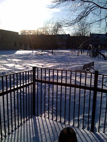 Trinity-Spadina Park, Toronto