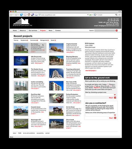 BGeneral2 search, design
