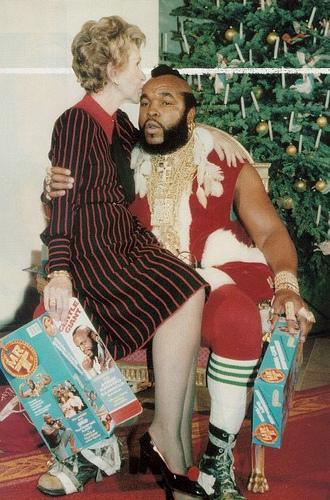 #116 Navidad con Mr. T