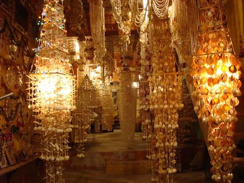 Souvenir shop. Máncora - Peru.