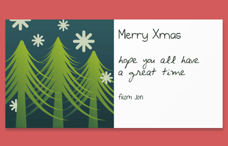 Online Christmas Card Maker from...</p> 			<span class=