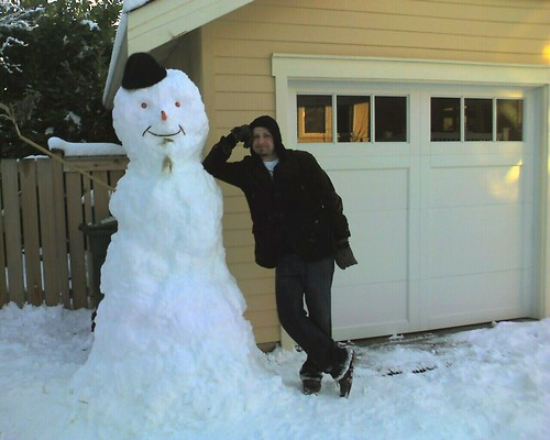 WJ Snowman?