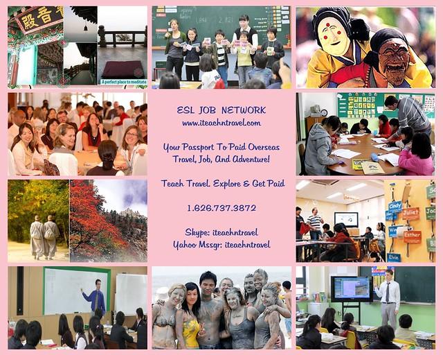 Teach English Korea by EPIK Snap-shots
