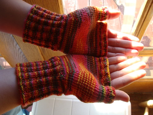 Abby's Mitts