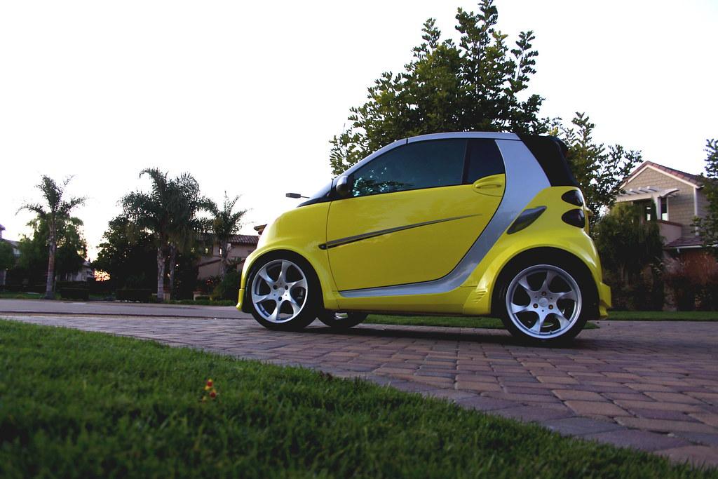 Lorinser Wide Body Kit Smart Car Forums