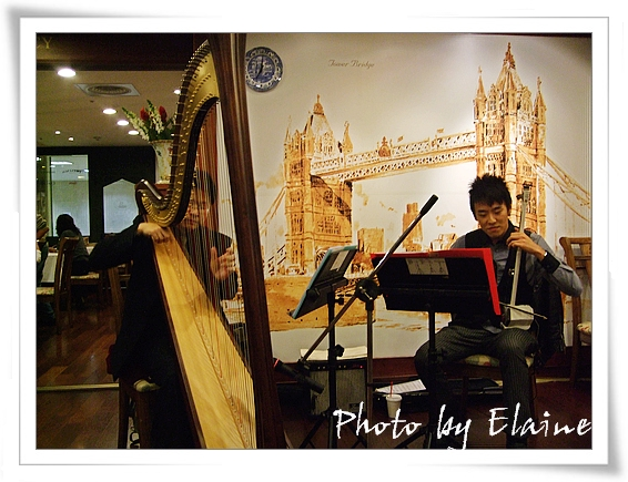英國茶館音樂會