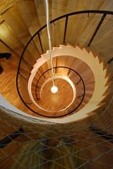 Escaleras de caracol (maria_ybar) Tags: tea tenerife herzogdemeuron caracol escaleras