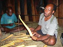 kotekapig (tjontheroad1) Tags: indonesia penis valley papua baliem sheath koteka
