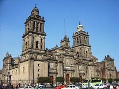 Cathedral Mexico City (hmerinomx) Tags: world city trip travel viaje vacation heritage mexico catholic cathedral catedral unesco metropolitana vacaciones cultural zocalo distritofederal catolico worldcitycenters hccity