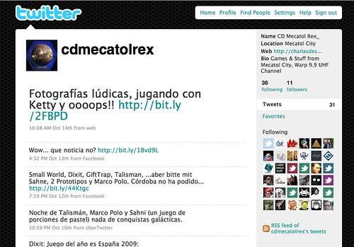 cdmecatolrex en Twitter