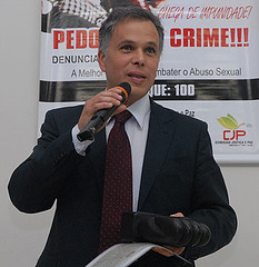 Juiz Luís Fernando Camargo de  Barros Vidal