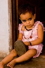 The girl child (niyatee) Tags: india rural women village haryana
