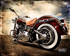 Harley Woodie (alan57) Tags: alan57