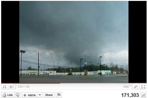 tornado pics nc. Hometown Tornado : Sanford, NC