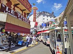 Lourdes, France (williamcho) Tags: france digital landscape scenic tracks aerial pyrenees tramp lourdes enhancement ourladyoflourdes bernadettesoubirous marianapparitions singaporephotographer topazlabadjust williamcho sonydscwx1 patrickcheah
