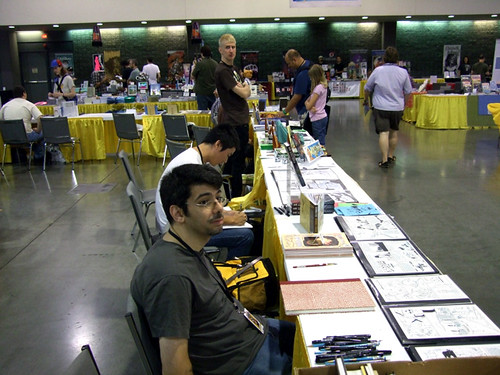HEROESCON 2011 :: The Slow Start