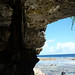 Palaha Caves Opening to the Sea, Niue