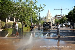 Concrete Cleaning Phoenix by ACME POWERWASH