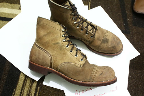 Red Wing Iron Ranger Boots - what's the dilly yo? | Page 13 ...