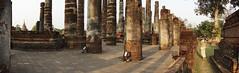 Wat Mahathat in Sukhotai