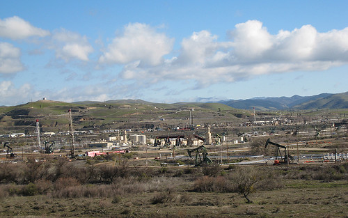 San ardo oil fields
