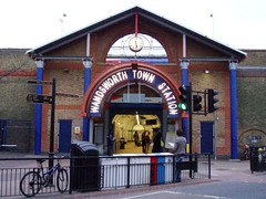 Picture of Wandsworth Town Station