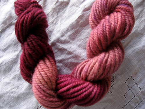 'Boysenberry Ripple' colourway