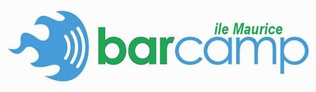 Logo BarCamp Mauritius