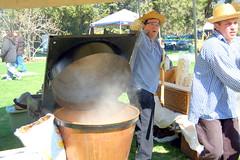 Kettle corn kettle