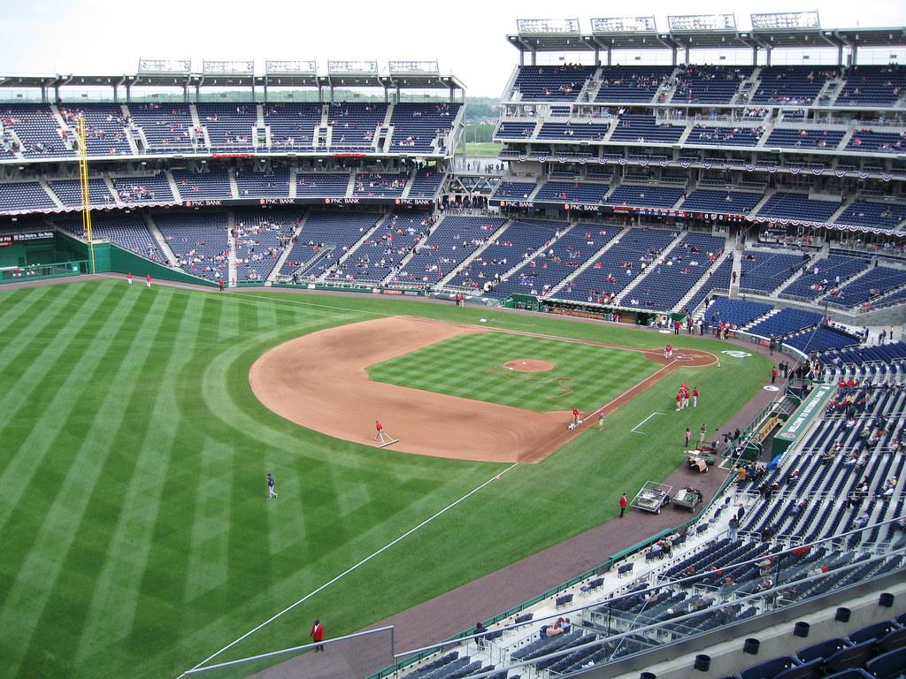 Baseball Stadium by tldagny, on Flickr