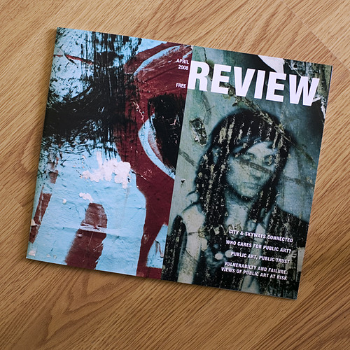 Review Magazine April