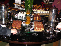 Chocolate Bar at the Peninsula Hotel in Chicago
