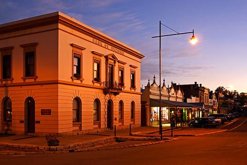 Beechworth, Victoria, Australia, bank IMG_9968_Beechworth