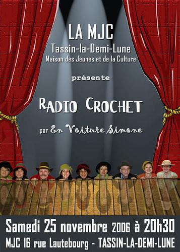 Radio Crochet - En voiture simone ...