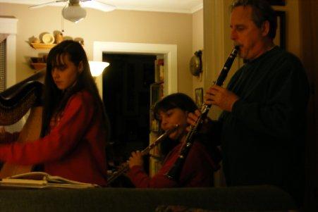 Impromptu Concert