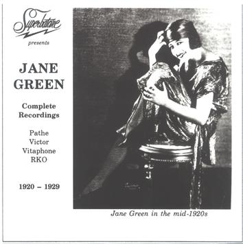 jane green